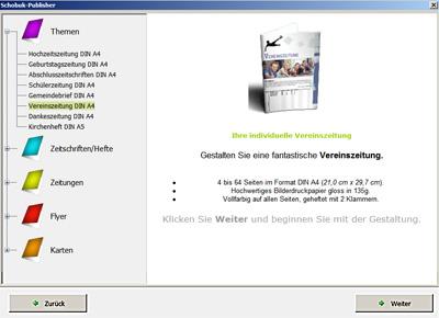 geburtstagszeitung software